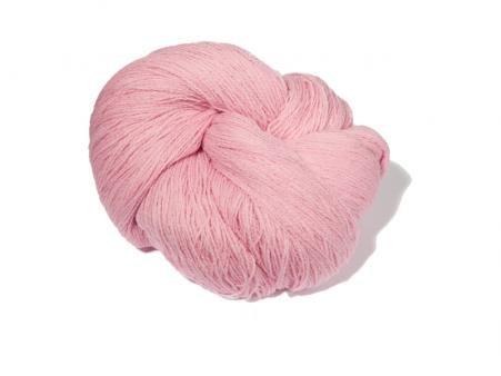lana mohair matassa rosa