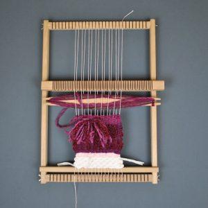 Un primo approccio alla tessitura a mano